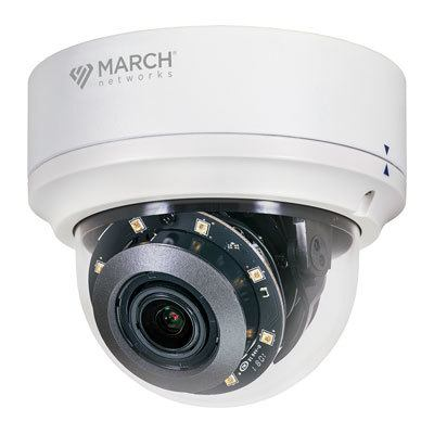 March Networks SE2 Outdoor 2MP IR IP dome camera