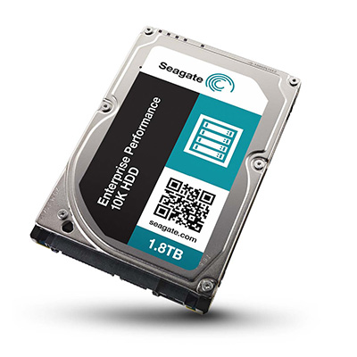 Seagate ST1200MM0178 Enterprise Performance 10k HDD 512E SED