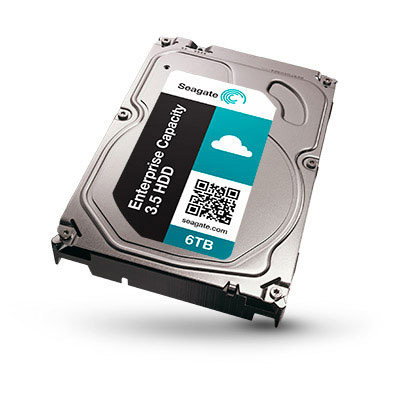 Seagate ST2000NM0021 High-capacity Storage