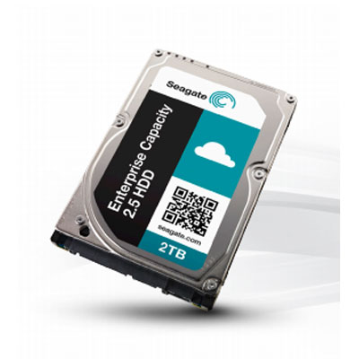 Seagate ST2000NX0253 2TB enterprise capacity 2.5 HDD