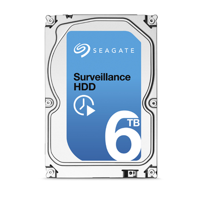 Seagate Surveillance HDD with Data Recovery Service protects vital surveillance data