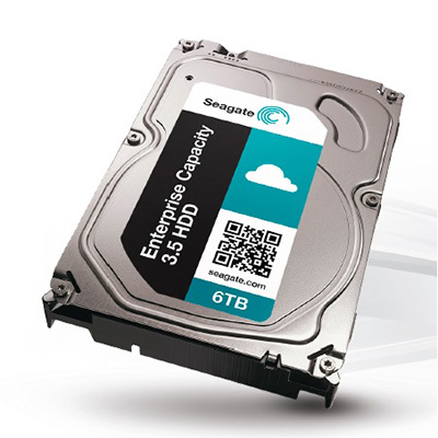 Seagate ST4000NM0124 enterprise capacity 3.5 HDD SATA 512E PowerBalance 4TB hard drive