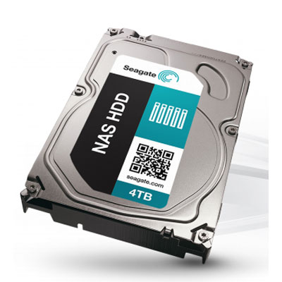 Seagate ST4000VN000 4TB NAS HDD