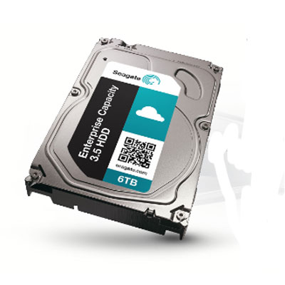 Seagate ST6000NM0034 6TB hard drive video storage solution