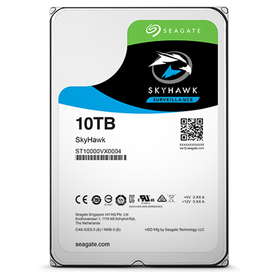 Seagate ST6000VX0023 6TB surveillance-optimised storage