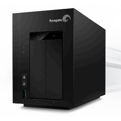 Seagate STCT2000300 2TB NAS 2-Bay
