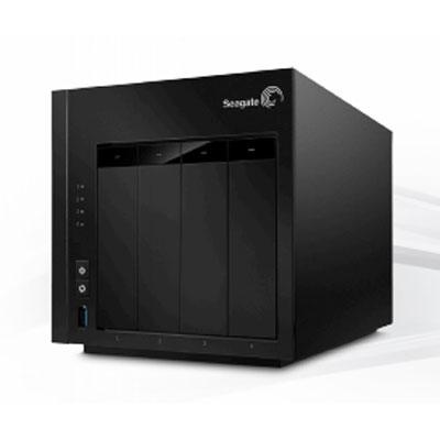 Seagate STCU8000300 8TB 4-Bay NAS Device