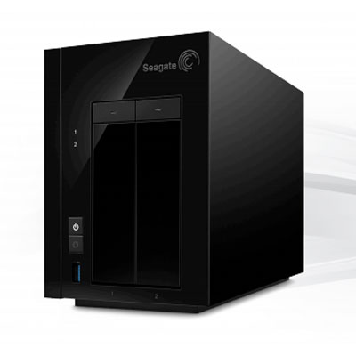 Seagate STDD10000300 10TB NAS Pro 2-Bay