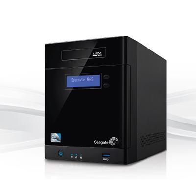 Seagate STDM12000300 Business Storage Windows Server 4-bay NAS 12TB
