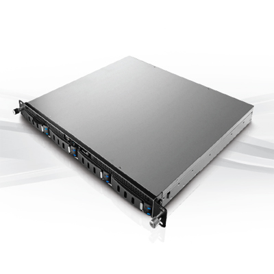 Seagate STDN12000200 4-bay network-attached storage for business security systems