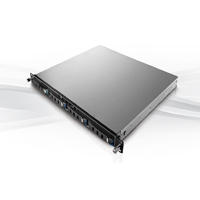 Seagate STDN8000300 Business Storage Rackmount 4-bay NAS 8TB/enclosure