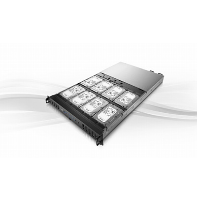 Seagate STDP12000200 8-bay rackmount 12TB network attached storage