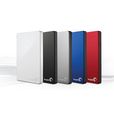 Seagate STDR1000307 Backup Plus Portable Drive 1TB White
