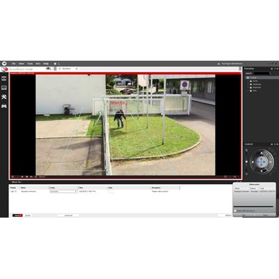 SeeTec Cayuga R9 server-based video analytics