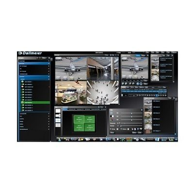 Dallmeier SeMSy III Workstation Software CCTV software