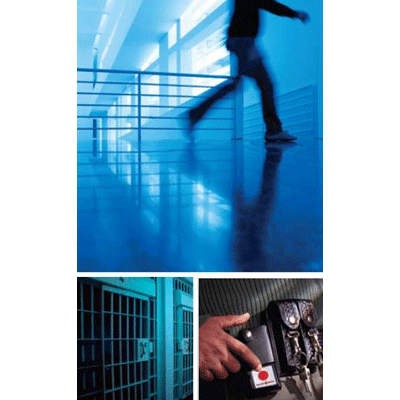 Senstar Flash intruder alarm accessory that covers rooms, stairwells, corridors and outdoor areas