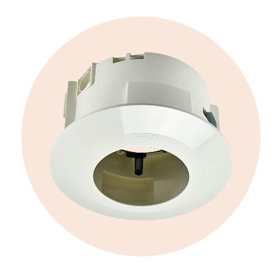 Hanwha Techwin America SHP-1680F in-ceiling flush mount