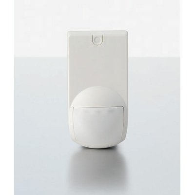 Siemens ADM-QX.12 intruder detector with unique independent PIR and microwave detection range settings