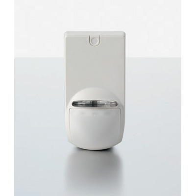 Siemens ADM-QX.12T intruder detector with unique independent PIR and microwave detection range settings