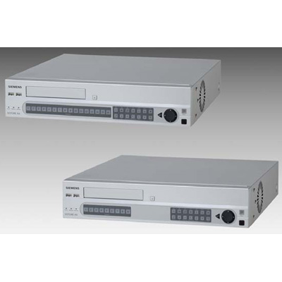 Siemens AX8 500/200 digital video recorder with recording speed up to 200 images per second