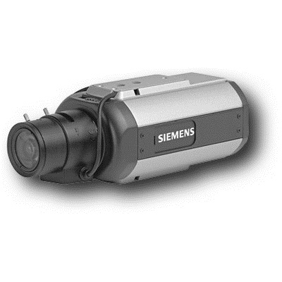 Siemens CCBC1345-LP 1/3 CCTV colour camera