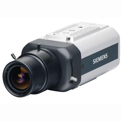 Siemens CCIC1345-LP - super high resolution hybrid IP Camera