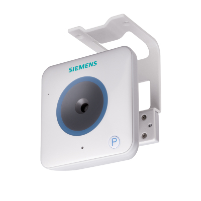 Siemans CCIC1410-LAW IP camera with 1/4 inch chip and WLAN