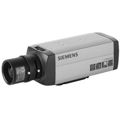 Siemens CCMS1315-LP IP camera 1.3 megapixel day/night IP streaming box camera