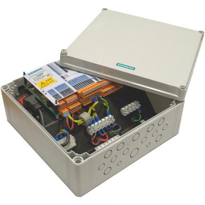 Siemens CDCD2417 coax telemetry receiver for pan-/tilt heads