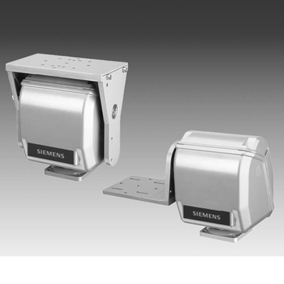 Siemens CDD2425 CCTV pan-and-tilt head, over-the-top mount version