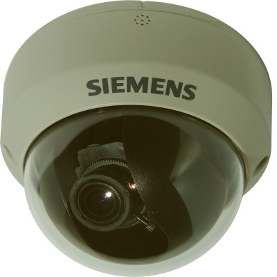 Siemens CFMS2025 day/night 2 MP IP fixed dome camera