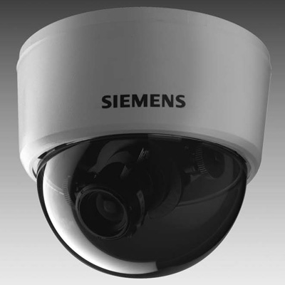Siemens CFVS1317-LP fixed dome with varifocal lens and 540 TVL