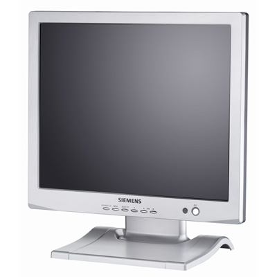 Siemens CMTC1723 17-inch LCD TFT colour monitor