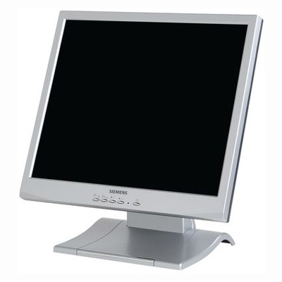 Siemens CMTC1920 - a 19 inch LCD TFT Eco colour monitor