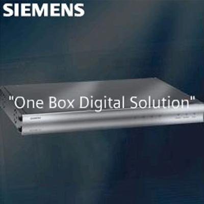 Siemens launches new products at Security Essen