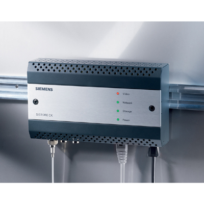 Siemens CX1 ODR with 4 video inputs