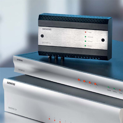 Siemens CX8 000/200 - real-time video codec with 8 video inputs, 4 outputs