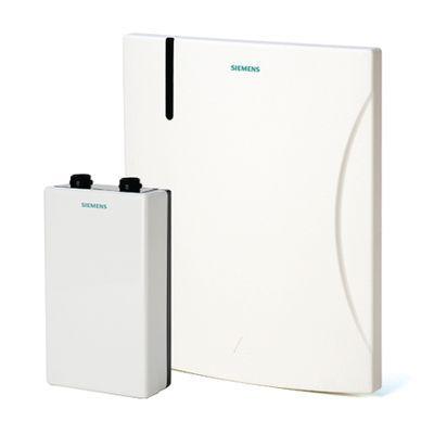 Siemens SiPass readers & cards - robust, reliable and easy to use