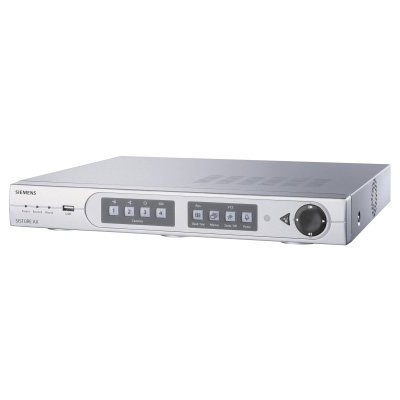 Siemens SISTORE AX4-L Stand-alone Digital Video Recorder
