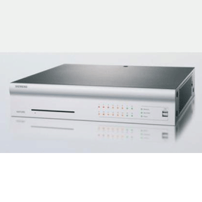 Siemens SISTORE MX1616 1000/500 DVD digital video recorder with pentaplex operation