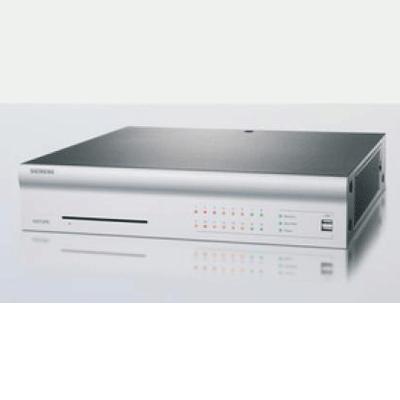 Siemens SISTORE MX1616 3000/500 DVD digital video recorder with watchdog function