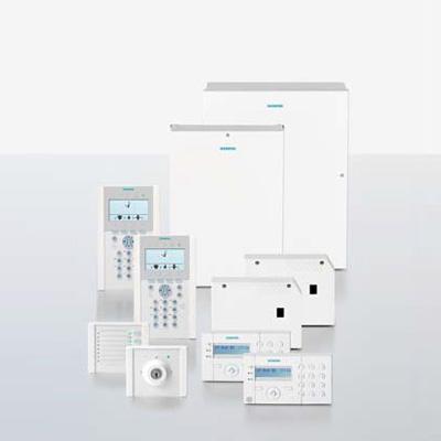 Siemens SPC5330.310-L1 Intrusion Control Panel