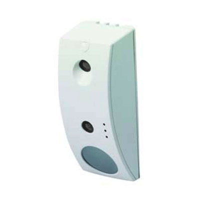 Vanderbilt (formerly known as Siemens Security Products) UP370MD - PIR/US detector, 10 m wide angle