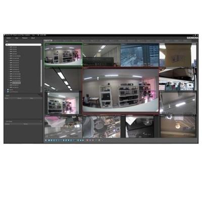 Siemens Vectis HX NVS 64 network video recording software