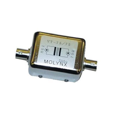 Siemens VT75-75 video transformer - 75 coax ohm input/output
