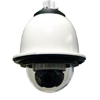 Siqura HD10APRH pressurized day/night PTZ dome camera