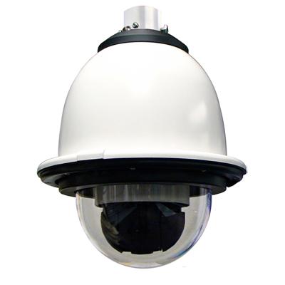Siqura pressurised cameras ensure quality video in corrosive environs