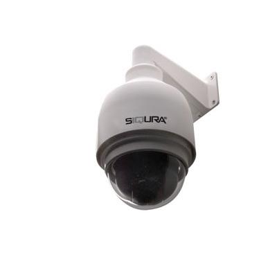 Award-winning direct-to-fibre IP PTZ camera