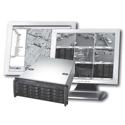 Siqura i-NVR+ Elite 24000-64 network video recorder with 64 inputs
