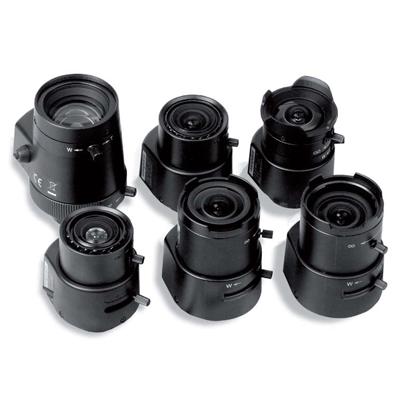 Siqura VL24 varifocal megpixel CCTV camera lens